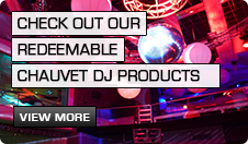CHAUVET DJ Products